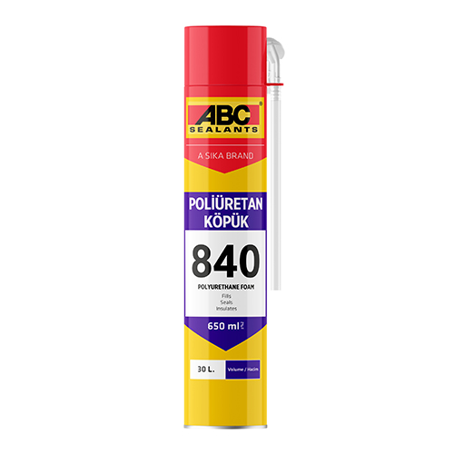 ABC 840 FILL & FIX PU Köpük